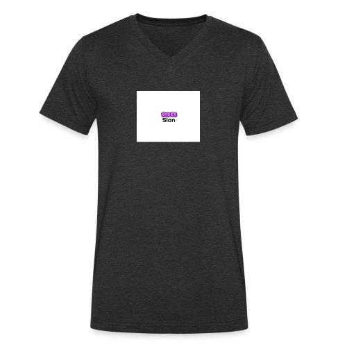 ender slan Merch - Männer Bio-T-Shirt mit V-Ausschnitt von Stanley & Stella