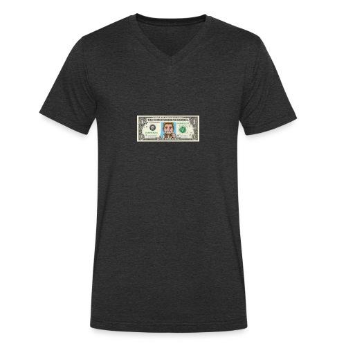 TheZ00cker - Männer Bio-T-Shirt mit V-Ausschnitt von Stanley & Stella