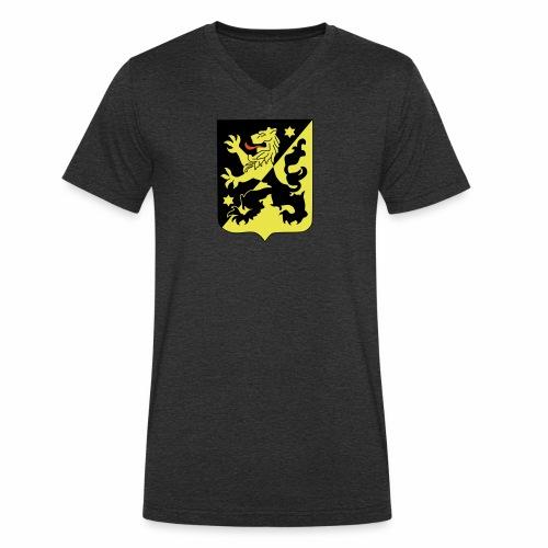Skaraborg FTW - Ekologisk T-shirt med V-ringning herr från Stanley & Stella
