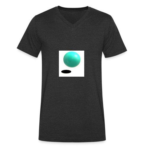sing - Camiseta ecológica hombre con cuello de pico de Stanley & Stella