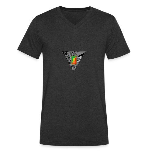 2ème REP - T-shirt bio col V Stanley & Stella Homme