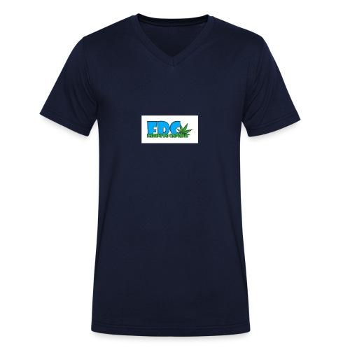 Logo_Fabini_camisetas-jpg - Camiseta ecológica hombre con cuello de pico de Stanley & Stella
