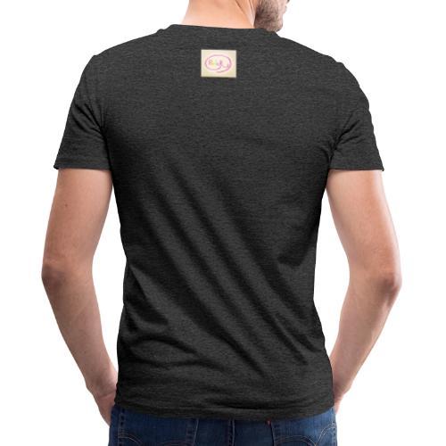 Design av Perla - Ekologisk T-shirt med V-ringning herr från Stanley & Stella