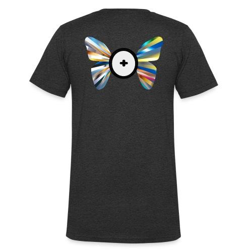 Butterfly Trans-Evolution - T-shirt ecologica da uomo con scollo a V di Stanley & Stella
