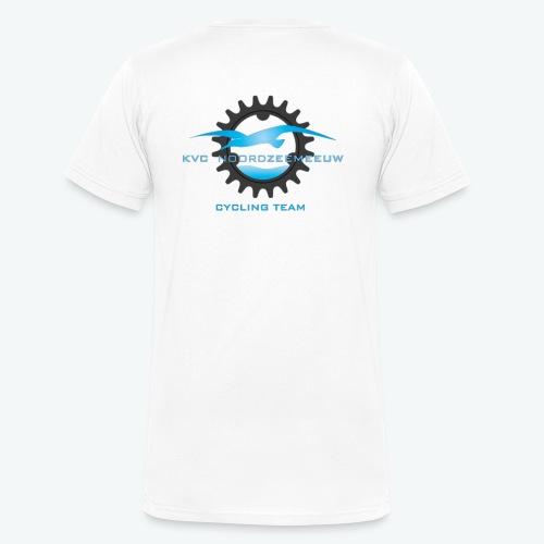 kledijlijn NZM 2017 - Mannen bio T-shirt met V-hals van Stanley & Stella