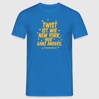 Twist - Männer T-Shirt