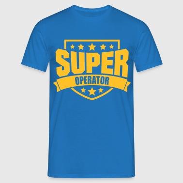 Super Operator - Männer T-Shirt