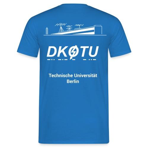 DK0TU Template Test 1 - Männer T-Shirt
