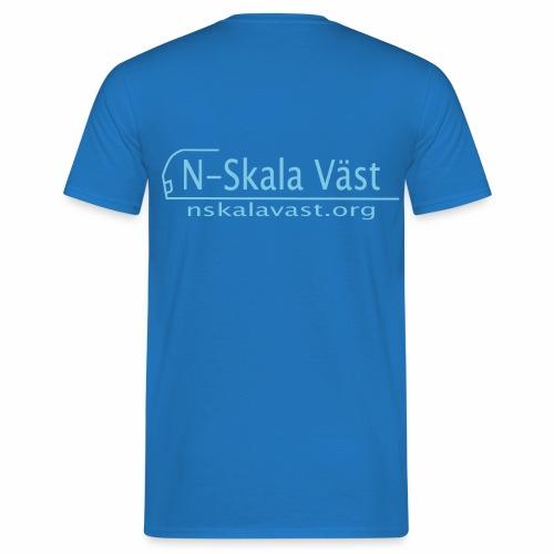 nskalavast - T-shirt herr
