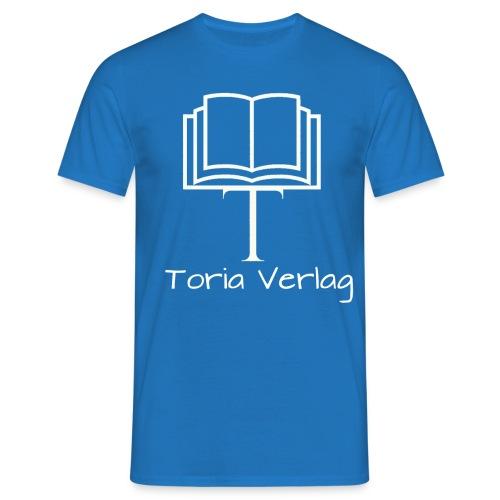 Toria Logo - Männer T-Shirt