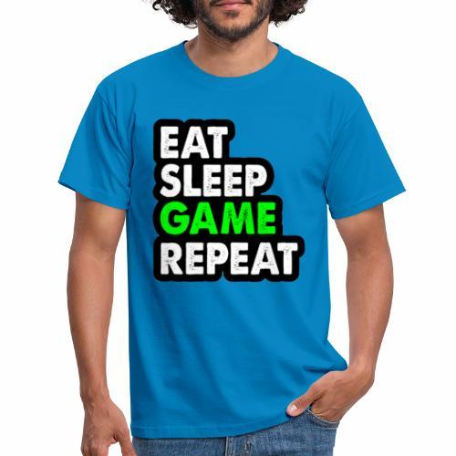 Real Gamer - T-shirt herr