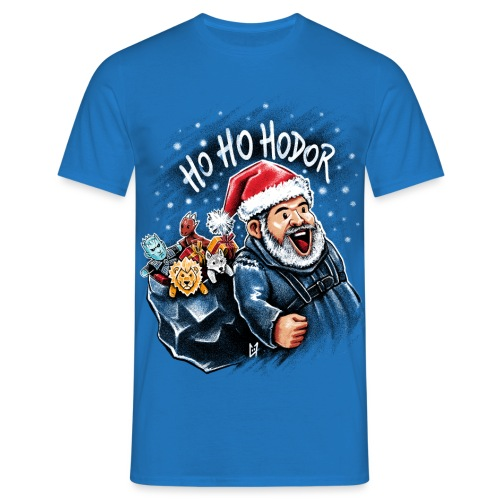 Ho Ho Hodor - Men's T-Shirt