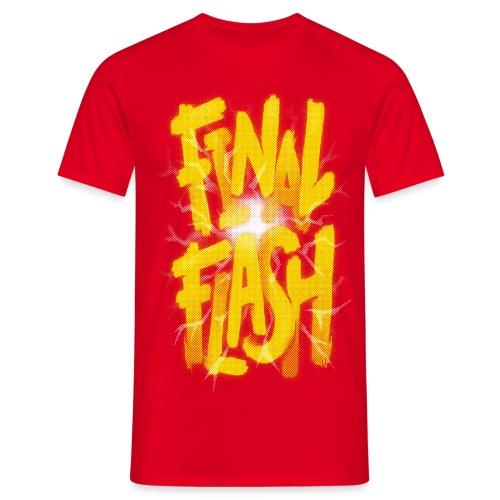 Final Flash - Men's T-Shirt