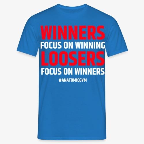 WINNERS FOCUS - T-shirt Homme