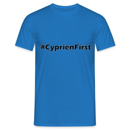 CyprienFirst - T-shirt Homme