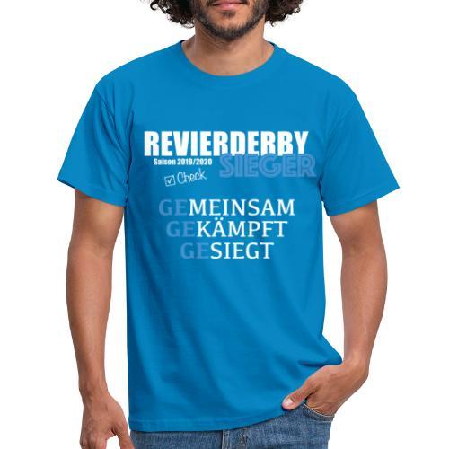 Derbysieger2019 - Männer T-Shirt