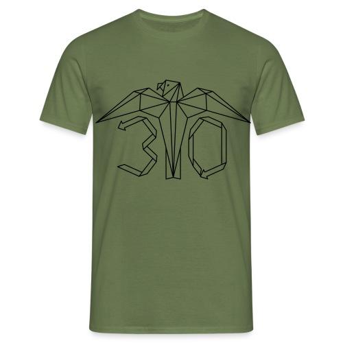 Juhlavuoden logo - Miesten t-paita
