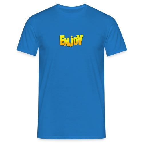 Enjoyy - Mannen T-shirt