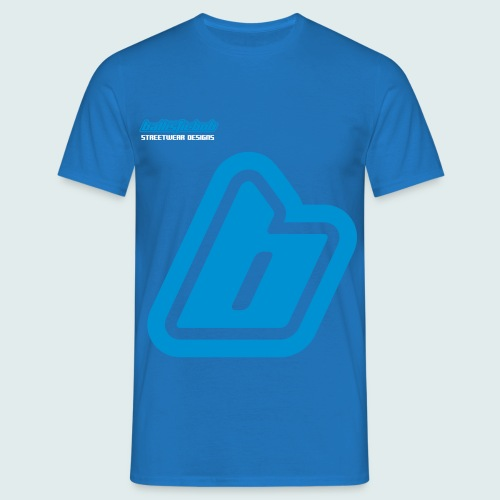 logo2_svg_klein_classic_v - Männer T-Shirt