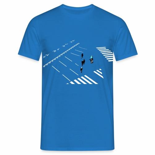Upside - Men's T-Shirt