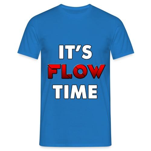 IT'S FLOW TIME - T-shirt Homme