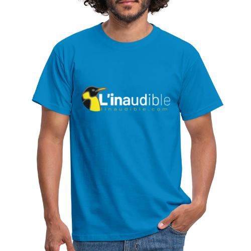 linaudible2020blanc - T-shirt Homme