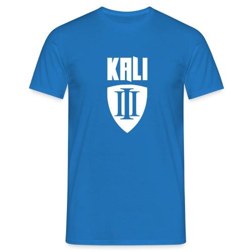 Kali Blue - Männer T-Shirt