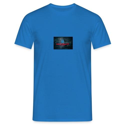 PuLsE_Boys - Mannen T-shirt
