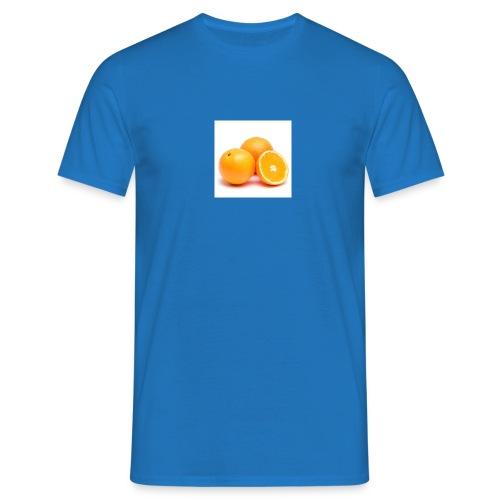 apelsin klass1 6 1 - T-shirt herr