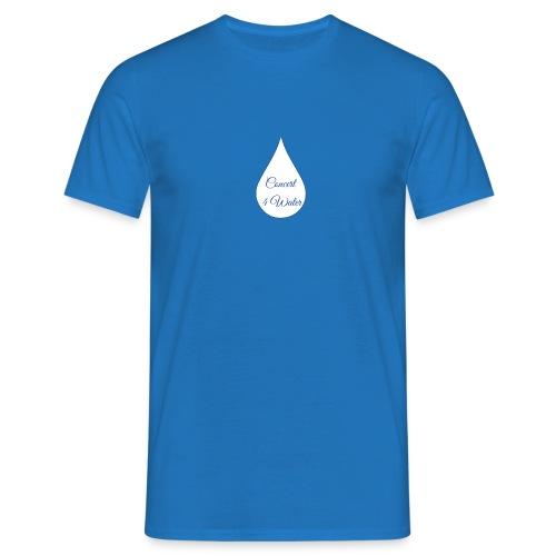 Concert 4 Water's Image Logo - Men's T-Shirt
