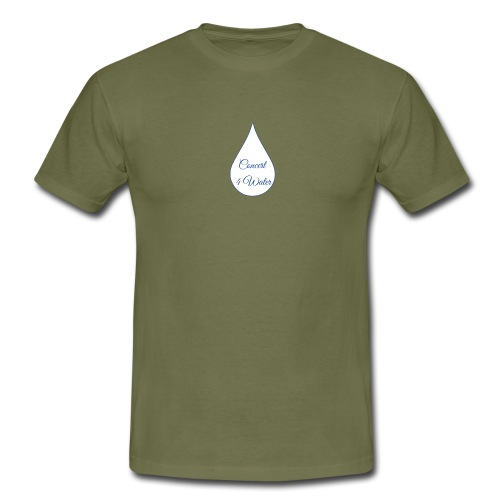 Concert 4 Water's Image Logo - Men's T-Shirt