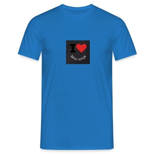 Minininja - T-shirt herr