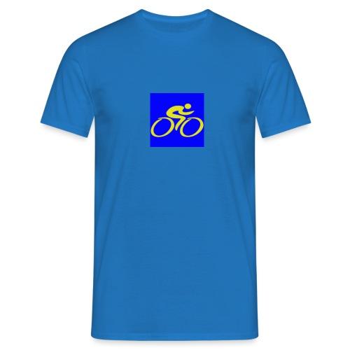 Tour de Epe Logo 2017 2018 2 png - Mannen T-shirt