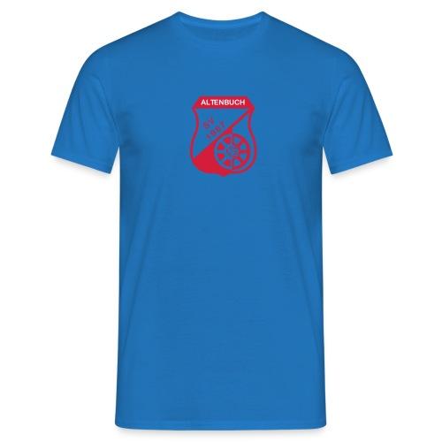 SVA-Wappen-rot - Männer T-Shirt