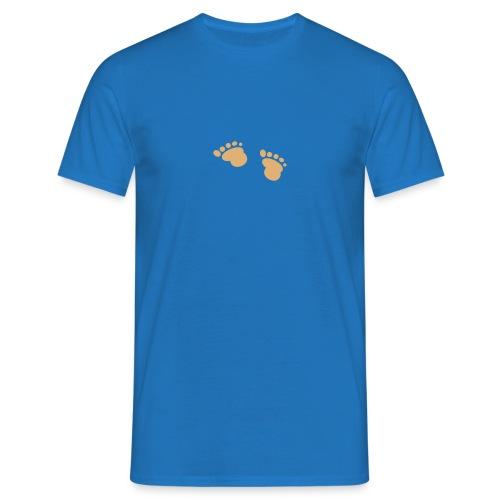 Babyfuss - Männer T-Shirt