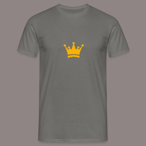 Kronen Produkte - Männer T-Shirt