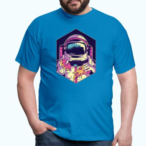 Fast food astronaut - Men's T-Shirt