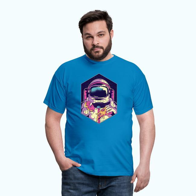 Fast food astronaut