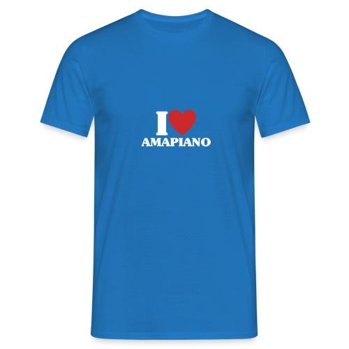 AMAPIANO 02 - Camiseta hombre