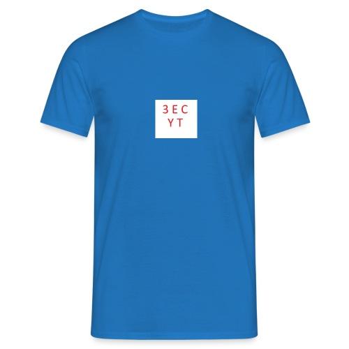 3ec yt - Männer T-Shirt