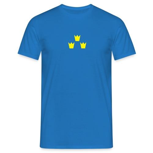 tre kronor servige - Miesten t-paita