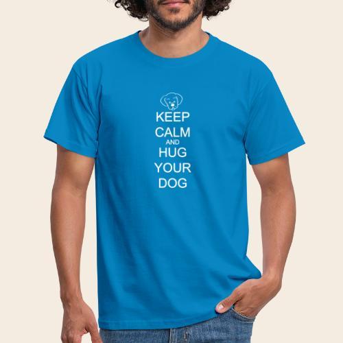 embrasse ton chien - T-shirt Homme