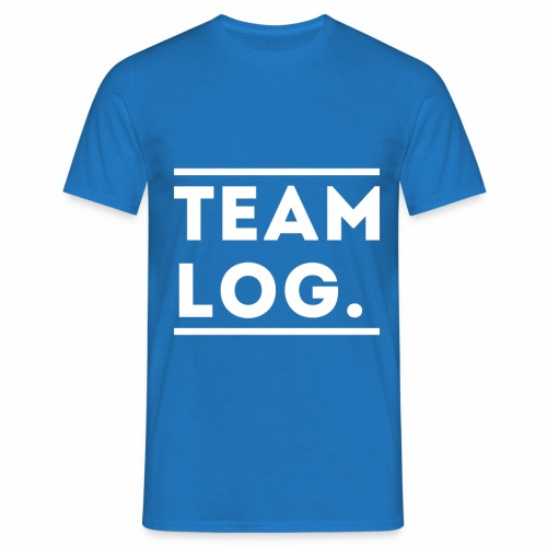 Team Log. - T-shirt Homme