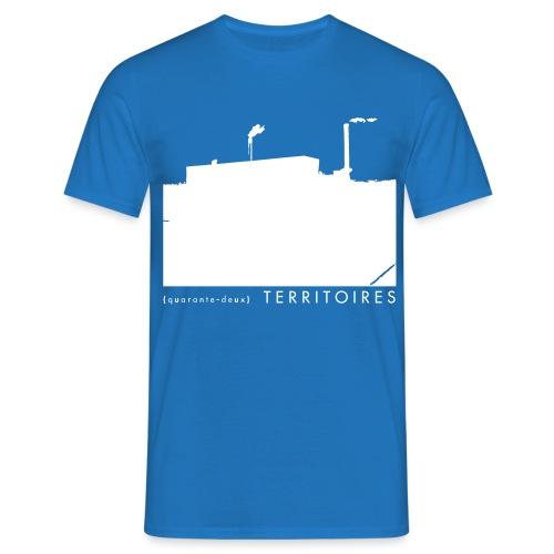 Territoires III - 42 - T-shirt Homme