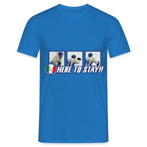 HERE TO STAY_SEQUENZA - Maglietta da uomo