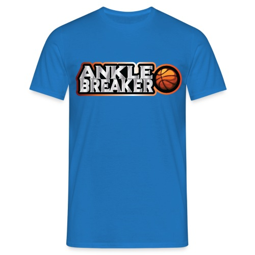 Ankle Breaker for real streetball players - Men's T-Shirt