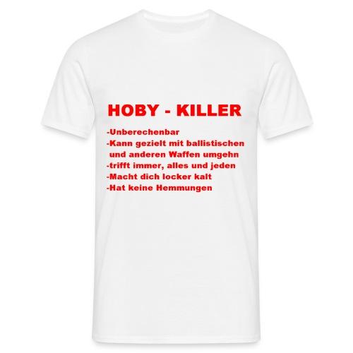 killer1 - Männer T-Shirt