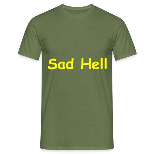Sad Sans - Men's T-Shirt