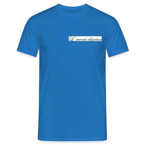 texte accent alsacien - T-shirt Homme