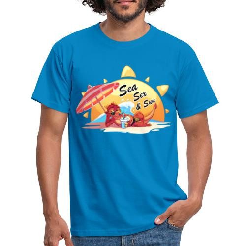Sea, sex and sun - T-shirt Homme